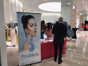 PrivaMedis Saks Brickell Centre Event